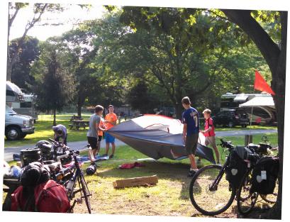 Bike Trips In Europe Canada Amp Us